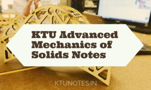 KTU ECE S6 ECE Antenna And Wave Propagation Notes